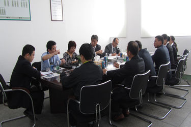 2011 Meeting Together with Customer