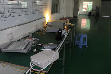 Ming Feng Lighting Co.,Ltd. factory production line
