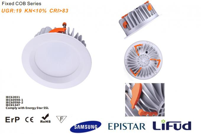 2700LM 30 W Dimmable Round shape LED Ceiling Light With 80 Deg Beam Angle