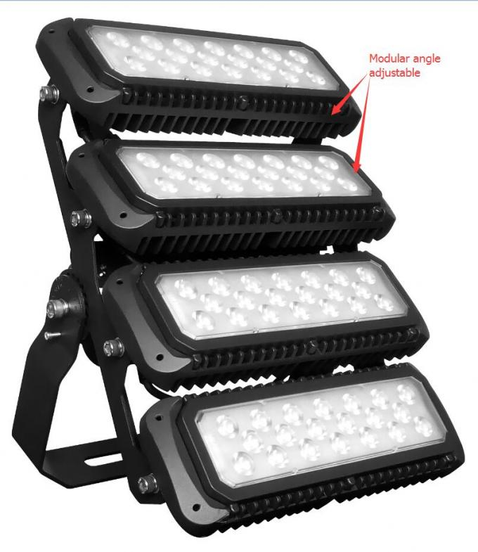 900W LED sports lamp, area light, anti-corrosion powder coating, 155lm/W,9 years lifetime