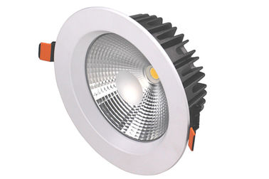 China 6 Inch Die Casting RA83 COB Led Down Light 22w CE ROHS Certificated supplier