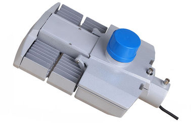 China 60W led street lights with Photocell sensor, 150lm/w, DLC,ETL listed, die-casting supplier