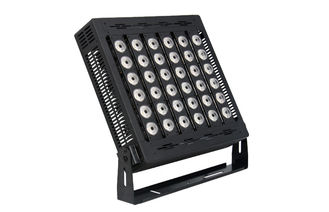 China 150 Lumen / W 300w Led Stadium Lights DMX 512 Dimming Silver / Black / Grey Housing supplier