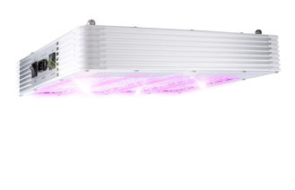 China 420W LED grow panel, full spectrum , Vegetative light, blooming light supplier