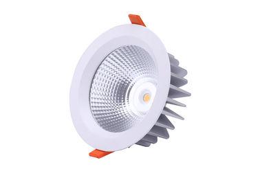 China IP65 230Vac Input COB LED Down Light 12 Watt  960Lumen , Ra>80 , 4000K/3000K supplier