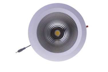 China Waterpoof IP65 Recessed LED Down lights 8 INCH Cut Out 208mm 40W Warm white supplier