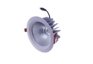 China 230Vac Input IP65 LED Down Lights 10 Watt 3inch  100lm/w, daylight 4000K supplier