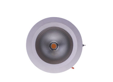 China 6 Inch 30W Outdoor IP65 CREE COB LED Downlight Traic Dimmable , Recess Mounted supplier
