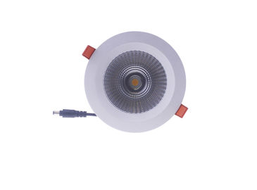 White 12W /16W IP65 Dimmable LED Down Lights 120lm Per Wattage 3000K / 4000K / 6000K