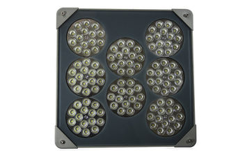 LED Canopy Lights IP66 With IK10, Explosion proof,  driver, Adjustable arm