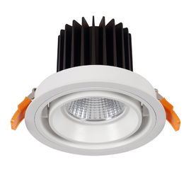China 83CRI 6500K 20 Watt COB LED Down Light With 45000 Hours Long Lifespan supplier