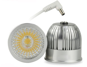 China 10Watt Dimmable LED Spot Lights Sharp Chips 38 degree Beam Angle For Hotel supplier