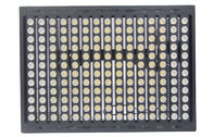 China Black Housing 1500W High Power LED Flood Light 10 / 24 / 38 / 60 / 90 Degree factory