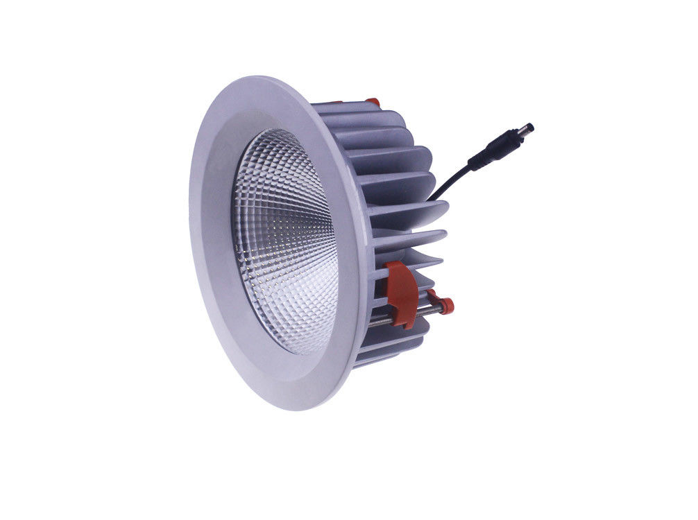 30w waterproof ip65 dimmable led down light round square bathroom