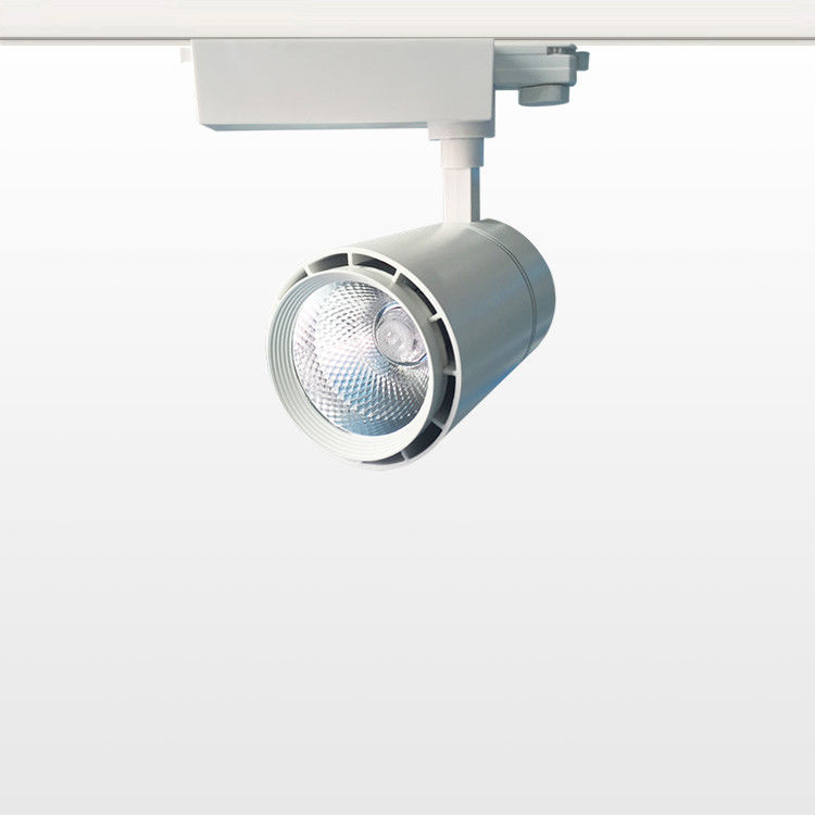 Led Track Lighting Bulbs: White CREE Dimmable Led Track Lighting Fixtures 5 Years