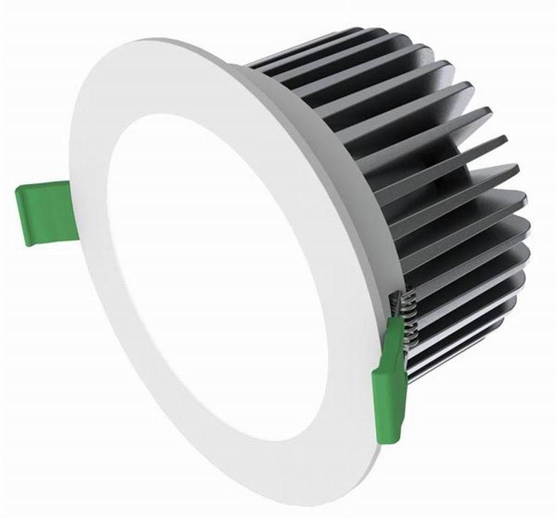 Recessed 4 inch 18W LED Ceiling Lighting 80 CRI Die ...