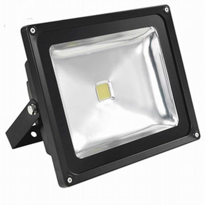 3850lm Energy Efficient 50w Bridgrlux Waterproof Led Flood Light With Rohs
