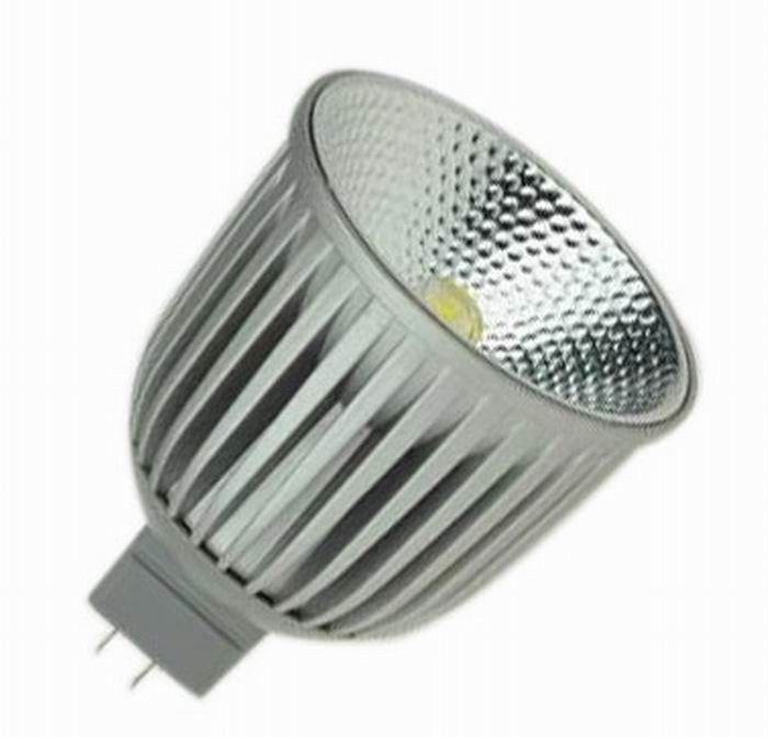 Mr16 Dimmable Led Uk: 6W COB MR16 Dimmable LED Spot Lights 460 Lumen For Office