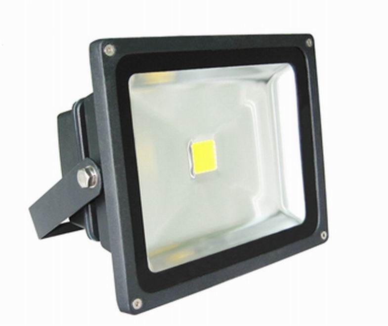 3000K 6500K Outdoor RGB LED Flood Light With Remote