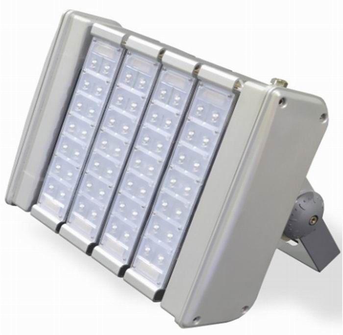 waterproof ip66 120w 12150 lumen led tunnel light warm white 3500k