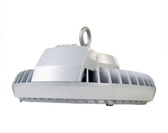 China Led Canopy Lights with Tempered Glass Reflector suspend mounted For Gas Station distributor