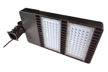 China Waterproof Led Shoebox Light 160 W 20800 Lumen Meanwell Led Driver distributor