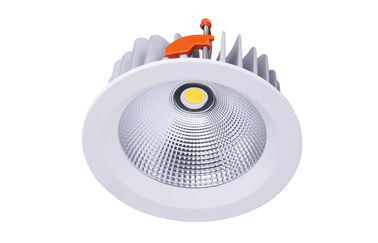 China 30w Dimmable Led Down Lights CE Certificated CRI >80 40 Deg Beam Angle distributor