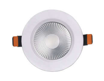 China 30w 2400LM 8 Led Downlight Warm White/ Pure White Exterior Recessed Led Downlight distributor