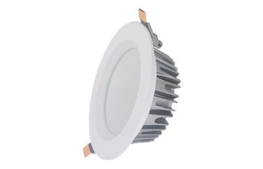China 9w Led Down Light Fixtures Beam Angle 60 Degree Cutting Hole Size 93mm distributor