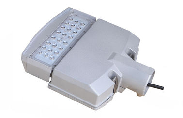China 30W  DLC LED Roadway Lights with 0-90° adjustable bracket, Dia-casting Aluminium distributor