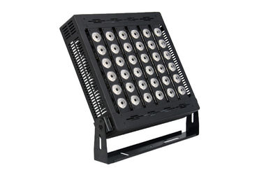 China 150 Lumen / W 300w Led Stadium Lights DMX 512 Dimming Silver / Black / Grey Housing distributor