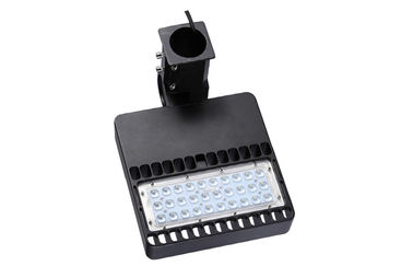 China 80W Shoebox LED Parking Lot Lighting With 130 lm Per Watt 100,000 Hrs Lifetime distributor