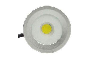 China IP65 Dimmable led cabinet lights, Round shape, 3W recessed & surface mounted downlights distributor