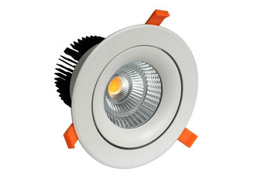 China 500LM / 680LM / 850LM CREE COB LED Down Light With CRI 90 For Hotel Supermarket distributor