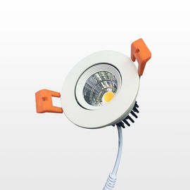 China Epistar COB 10W / 15W Dimmable LED Down Lights 831LM - 1250LM 80Ra CRI distributor