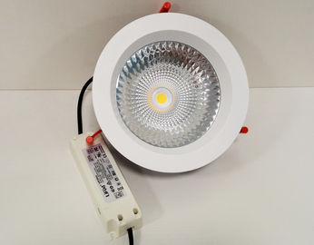 China OSRAM 18W - 30W White COB Aluminum LED Ceiling Lights Good Heat Diffuser For Residential distributor