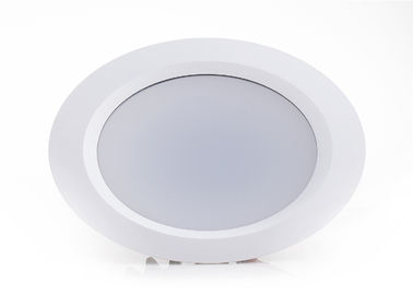 China Samsung Epistar Chip 3000K To 6000K White Ceiling Lights 100lm / W For Hotels And Shops distributor