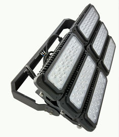 China 1200 Watt IP65 Modular Dimmable High Power LED Flood Light For External Stadium Building factory