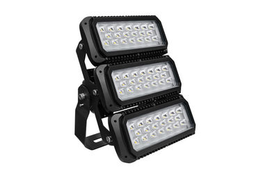 China 230 Watt Super Bright Black Waterproof LED Flood Light For Security Lighting factory