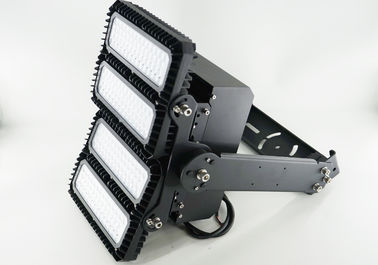 China Module Adjustable IP66  LED Sport Lights, 230W-1350W, Dali/0-10V dimmable LED Flood Light distributor