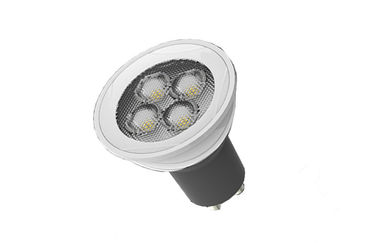China 24 Deg / 36 Deg GU10 Dimmable LED Spot Lights 5Watt IP20 350Lumen For Bar Lighting distributor