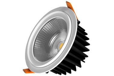 China CE Approval COB LED Down Light 19 WATT 1780lm Traic Leading Dimmer 100LM/W distributor