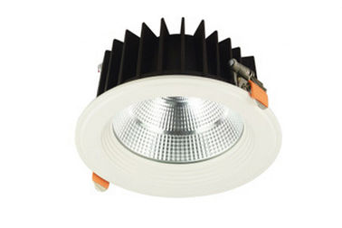 China 60 Degree 30W Dimmable 2500lm COB LED Down Light Cree Chips For Clothes Shop distributor